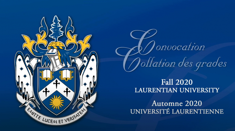 Fall 2020 Convocation