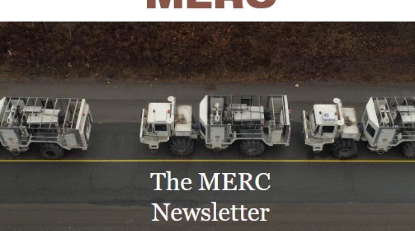 MERC Newsletter April 2018